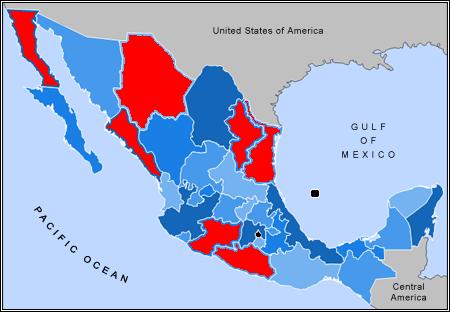 Mexico S Chilling Drug War At The Door Mark Follman