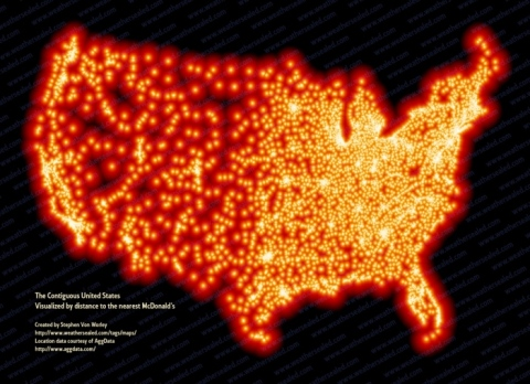 mapping-McDonalds